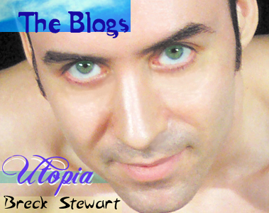 Breck Stewart - The Blogs Logo